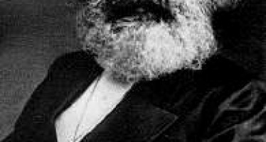 Karl Marx the Great philosopher of Prussia