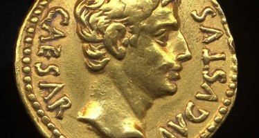 Augustus the great emperor of the Roman Empire