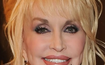 Dolly Parton, the greatest singer, songwriter, actress and author.