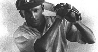 Sir Donald Brandman, the greatest player in cricket's history.