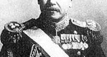 Suzuki Kantaro, the admiral and  politician of Japanese Empire.