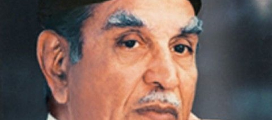 Hakim Muhammad Saeed, A great person