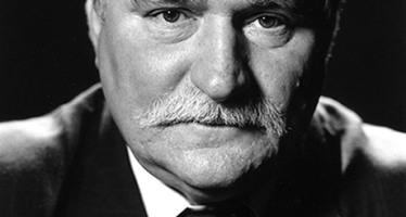 Lech Walesa,  Nobel Prize winner for Peace