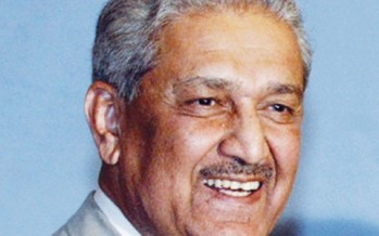 Abdul Qadeer Khan, great Pakistani Scientist