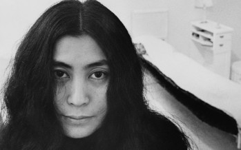 Yoko Ono, singer , songwriter and Multimedia Artist