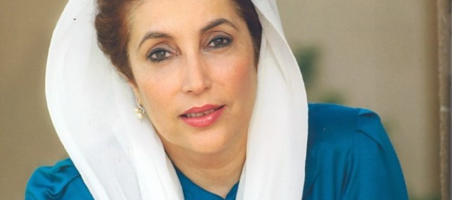 Benazir Bhutto- a memory that continues to live