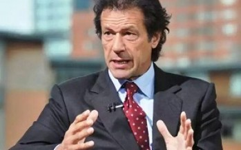 IMRAN KHAN (Pakistani Cricketer and Politician)