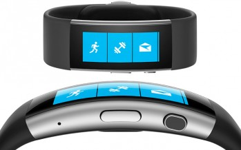 Microsoft Band (Smart Watch)