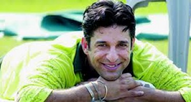 Wasim Akram (Pakistani All Rounder)