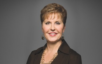 Joyce Meyer (American Preacher & Author)