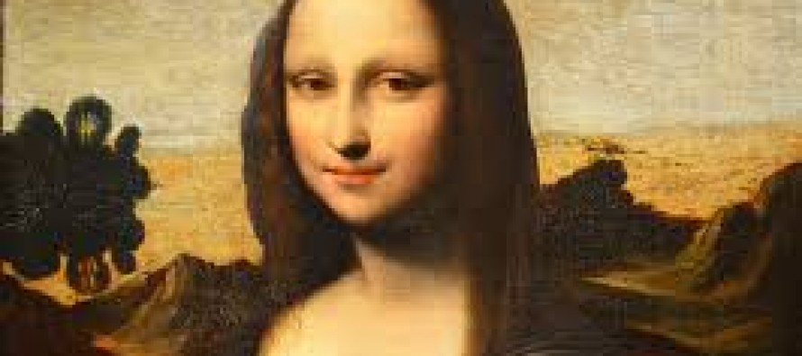 The Robbery of Mona Lisa Picture